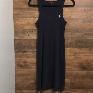 Ralph Lauren Tank dress Navy Size Small